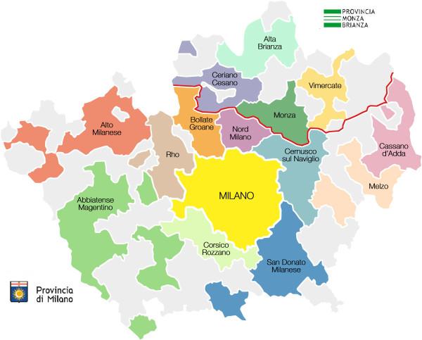 Zone Acli Milano