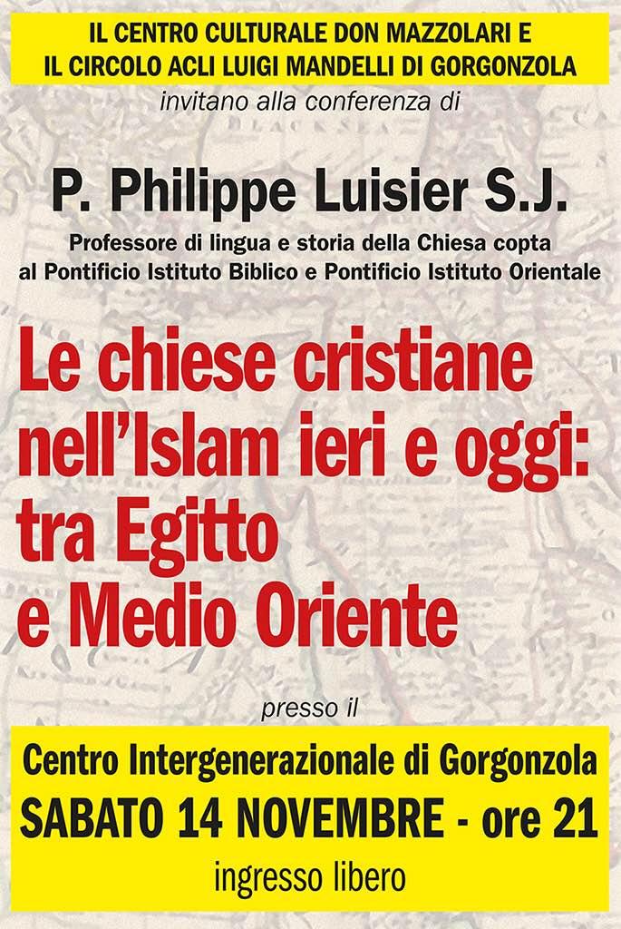 Volantino Incontro Chiese e Islam 14.11.15