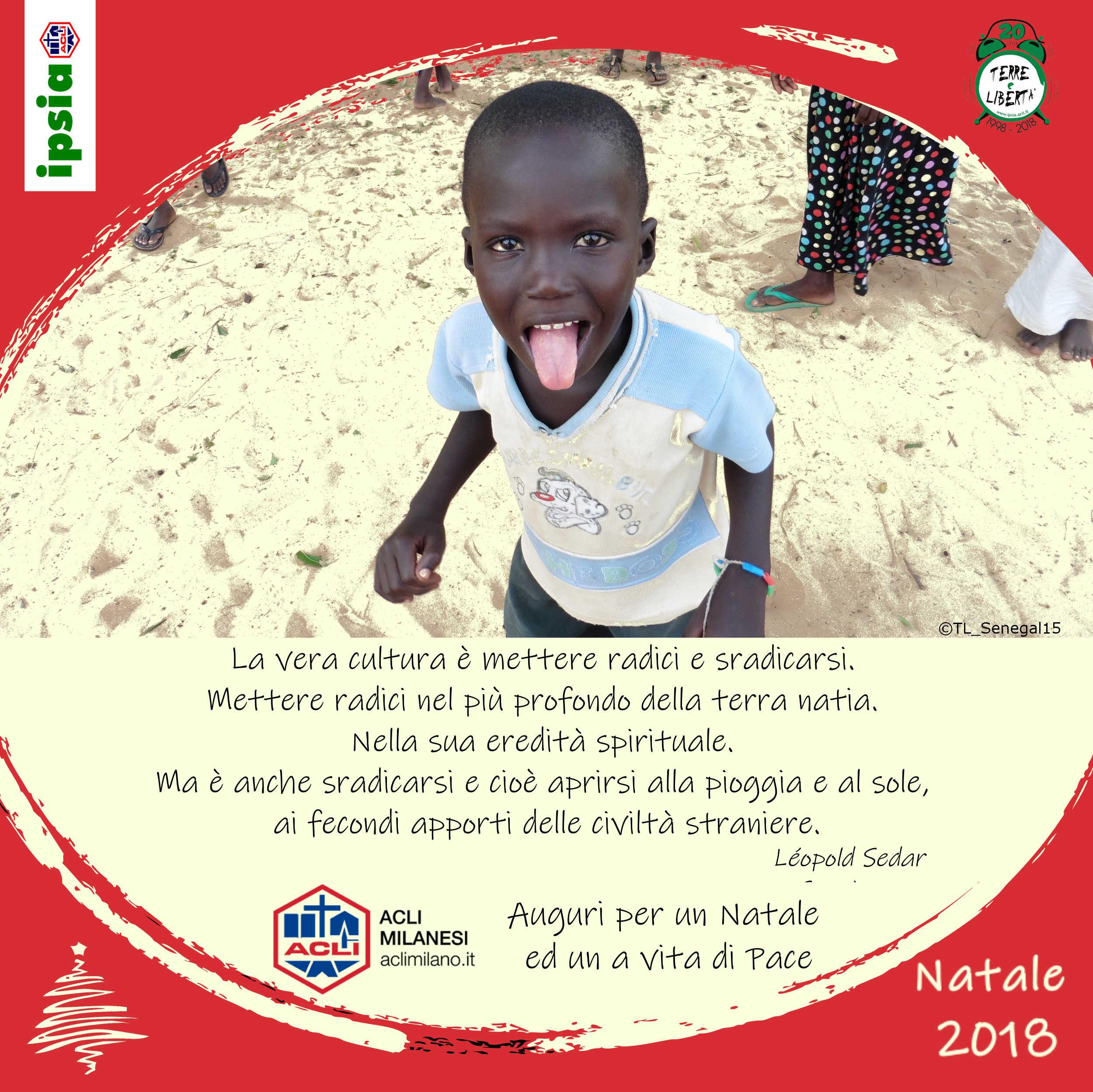 Auguri Spirituali Di Natale.I Nostri Migliori Auguri Di Buon Natale E Felice Anno Nuovo Acli Milano